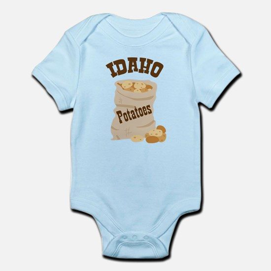 IDAHO Potatoes Body Suit