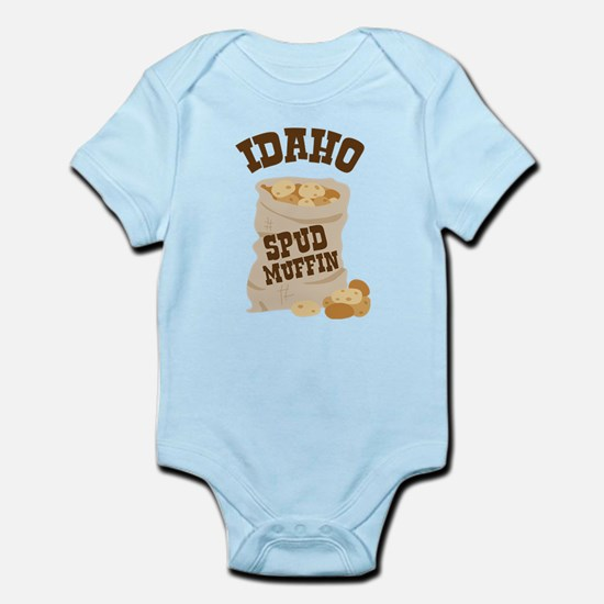 IDAHO SPUD MUFFIN Body Suit
