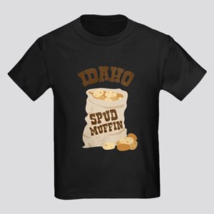 IDAHO SPUD MUFFIN T-Shirt
