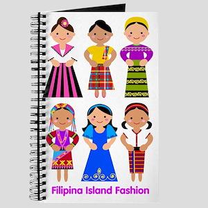 Filipina Island Fashion Journal
