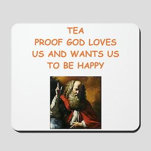 tea Mousepad
