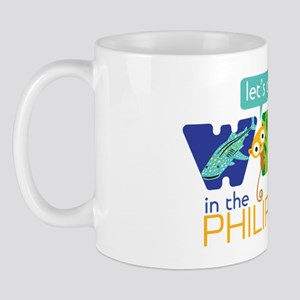 Let's Go Wild in the Philippines Mug