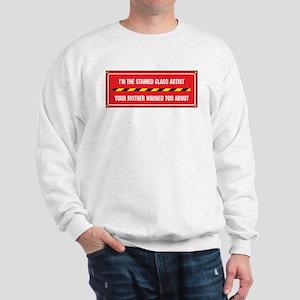 I'm the Artist Sweatshirt