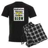 Radiation therapy Men's Dark Pajamas