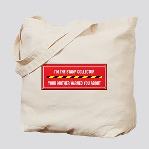 I'm the Collector Tote Bag