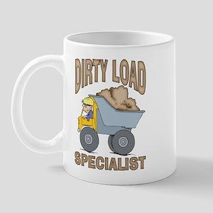 Dirty Load Specialist Mug