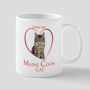 Love My Maine Coon Mugs