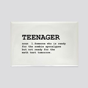Teenager Magnets