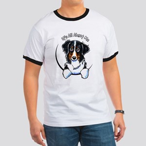 Bernese Mountain Dog IAAM Ringer T