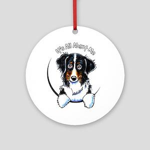 Bernese Mountain Dog IAAM Ornament (Round)