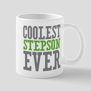 Coolest Stepson Ever Mug