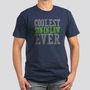 Coolest Son-In-Law Ever Men's Fitted T-Shirt (dark