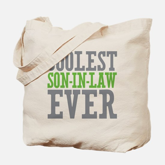 Coolest Son-In-Law Ever Tote Bag