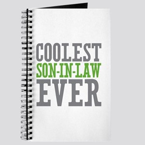 Coolest Son-In-Law Ever Journal
