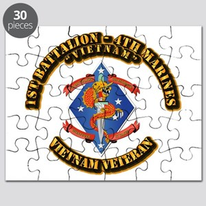 1st Bn - 4th Marines Puzzle