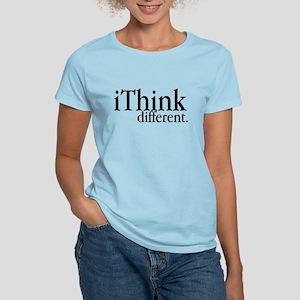 I Think Different Girl Shirt T-Shirt