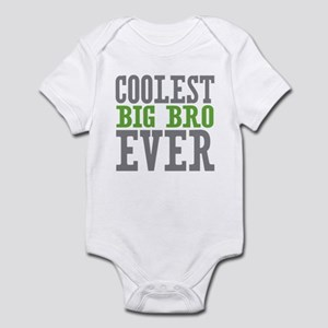 Coolest Big Bro Ever Infant Bodysuit