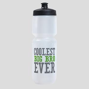 Coolest Big Bro Ever Sports Bottle