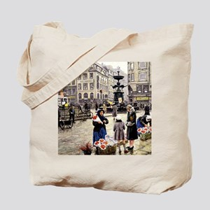 Paul-Gustave Fischer - A Bunch of Red Tul Tote Bag