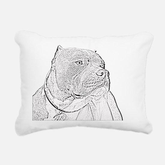 gotti3big.psd Rectangular Canvas Pillow