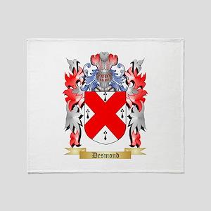 Desmond Throw Blanket