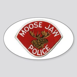 Moose Jaw Police Sticker