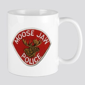 Moose Jaw Police Mugs