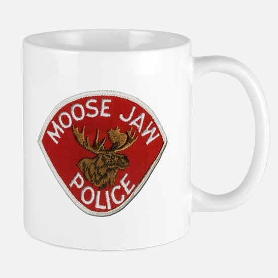 Moose Jaw Police Mugs