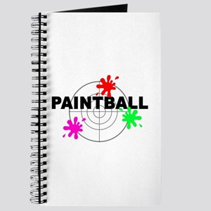 Paintball Paintball Journal