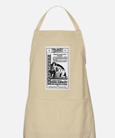 Mabel Normand WHAT HAPPENED TO ROSA BBQ Apron