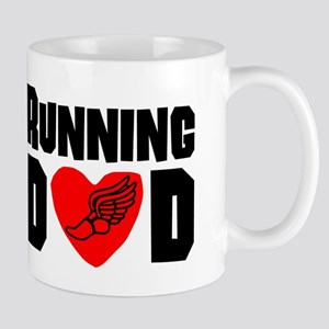 Running Dad Mugs