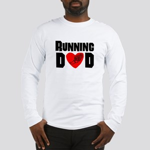 Running Dad Long Sleeve T-Shirt