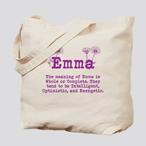 The Meaning of Emma Tote Bag