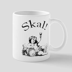 Swedish Toast Wine Mug