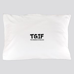 Fabulous Grandma Pillow Case