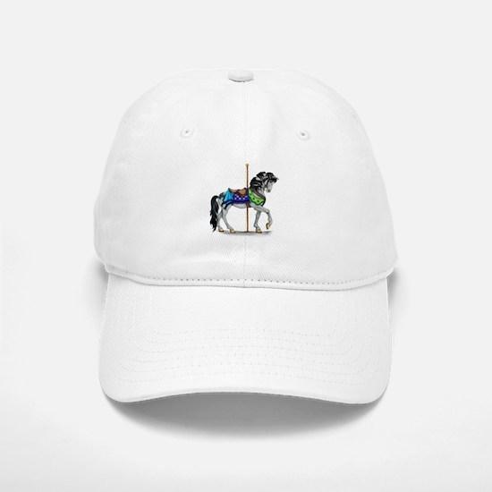 The Carousel Horse Baseball Baseball Baseball Cap