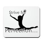 Gymnastics Mousepad - Perfection