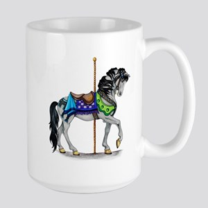 The Carousel Horse Mugs