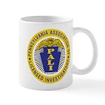 PALI logo Mugs