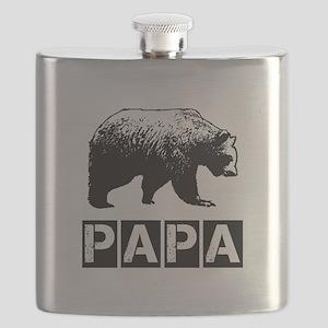 Papa-bear Flask