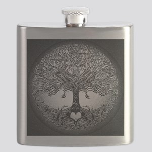 Tree of Life Bova Flask