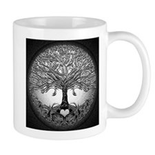Tree of Life Bova Mugs