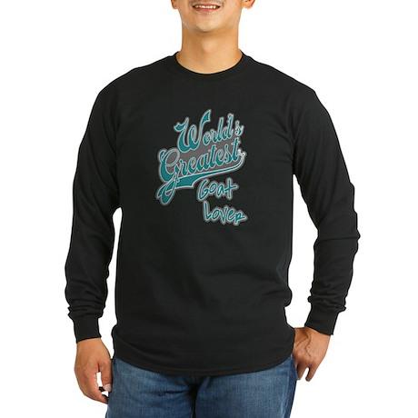 Worlds Greatest Goat Lover Long Sleeve T-Shirt