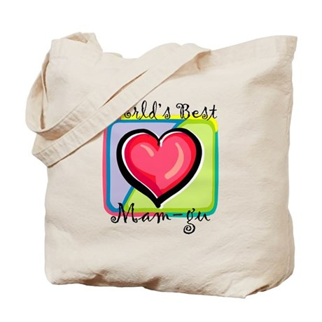 WB Grandma [Welsh] Tote Bag