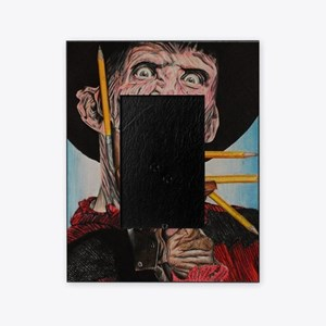 Freddy and Pencils Picture Frame