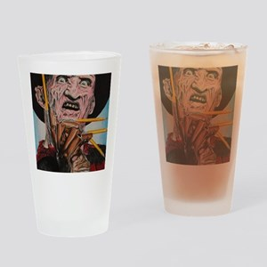 Freddy and Pencils Drinking Glass
