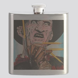 Freddy and Pencils Flask