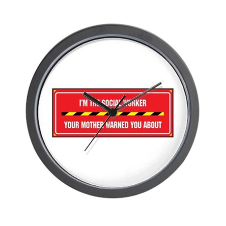 I'm the Worker Wall Clock