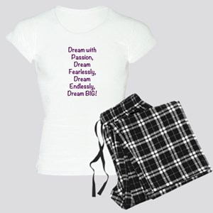 Passion, Fearless, Endless Pajamas