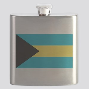 bahamas-flag Flask